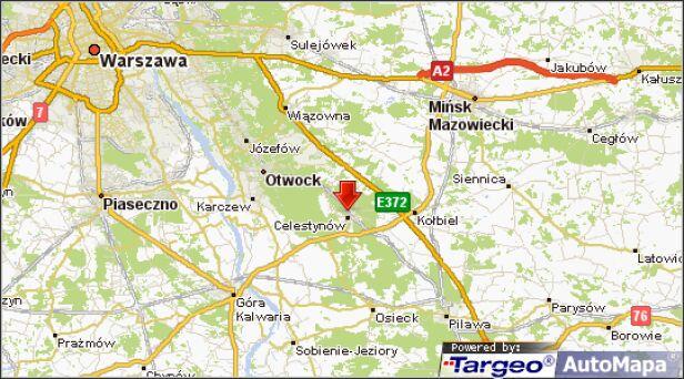 Do Tragedii doszło w Celestynowie targeo.pl/tvn24.pl