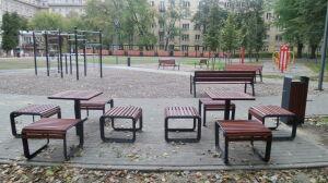 """Plac zabaw, stoły do szachów i ping-ponga zamiast """"morza asfaltu"""""""