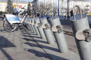Rowery Veturilo znikną za dwa tygodnie