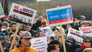 """""""Nie"""" dla mostu Krasińskiego. Żoliborz przeciwko inwestycji"""