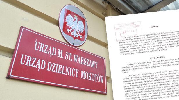 PiS walczy o odwołanie wiceburmistrza Mateusz Szmelter, tvnwarszawa.pl