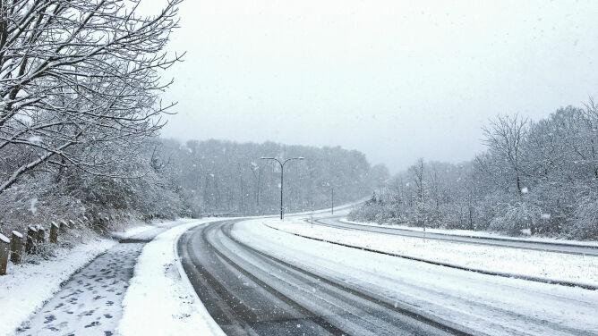 Uwaga na śnieg i deszcz ze śniegiem