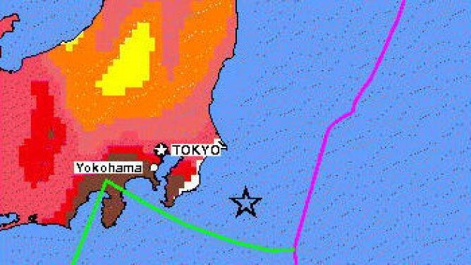 W Japonii trzęsienie o sile 6,1 st. R
