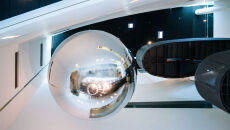 "Prototyp ""Orbitalnego Reflektora"" (Nevada Museum of Art)"