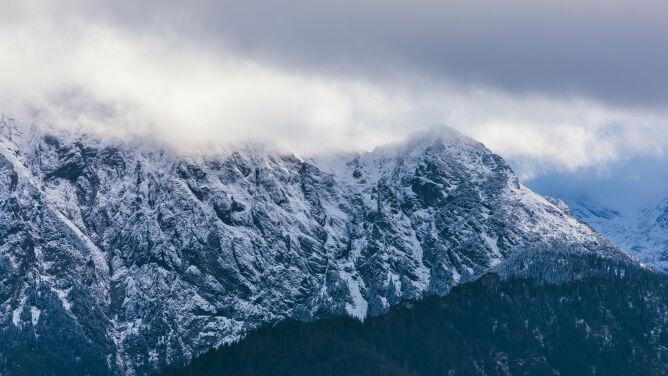 Uwaga na załamanie pogody w Tatrach. <br />TOPR ostrzega