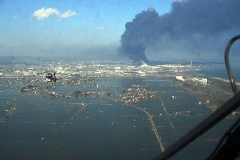 2011: tsunami w Tohoku